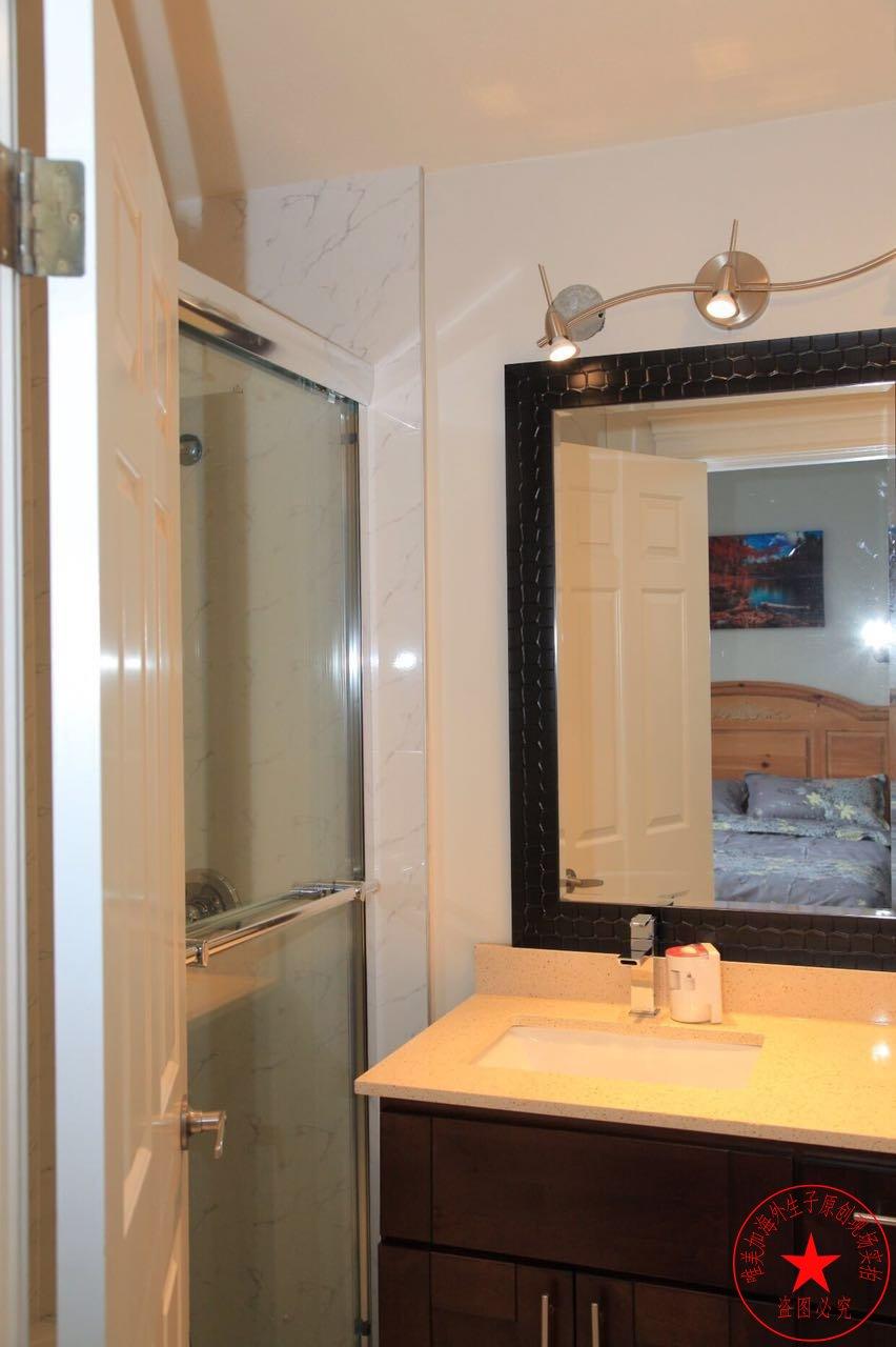 温哥华生子中心房间洗手间图