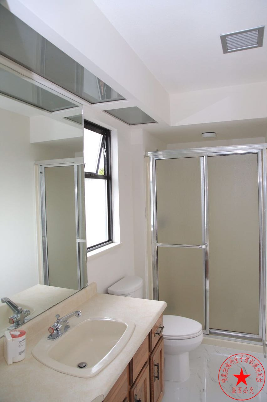 温哥华生子中心浴室洗手间图