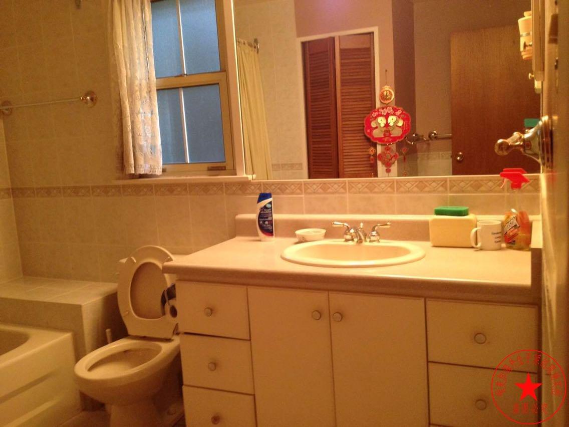 温哥华生子中心洗手间图