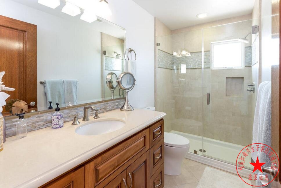 多伦多生子中心浴室梳洗台图