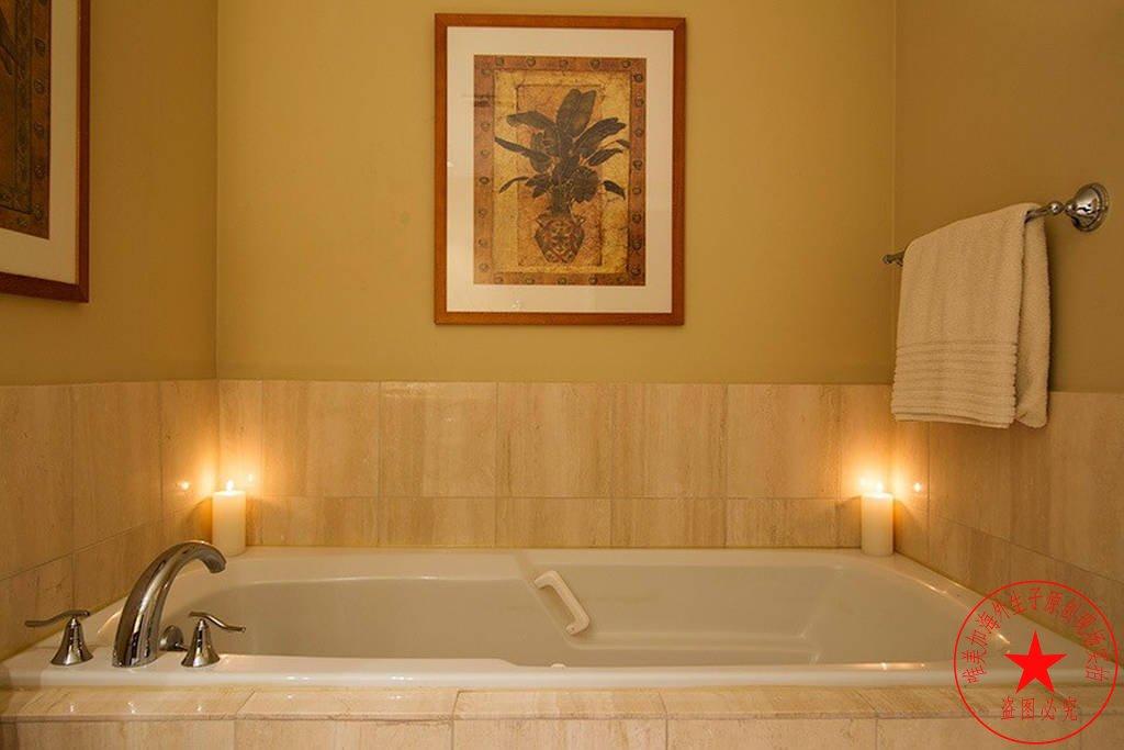 多伦多生子中心浴缸