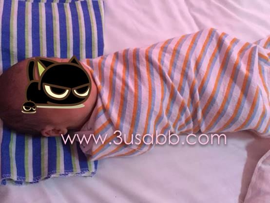 唯美加海外美国生子客户顺产宝宝照