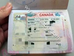 加拿大生子北京客户顺利拿签证