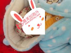 加拿大生子北京客户L美妈顺产加籍宝宝