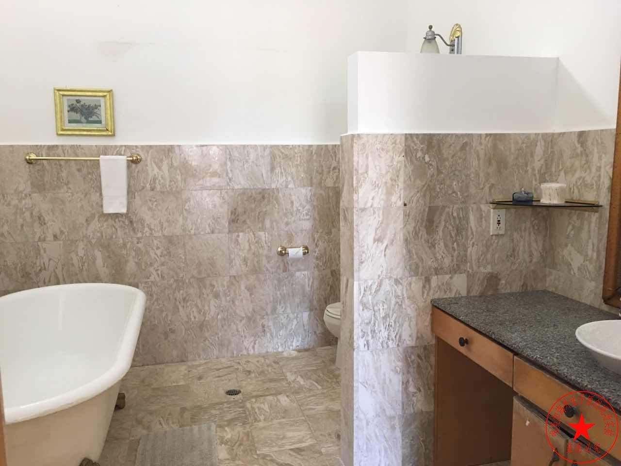 塞班岛生子中心浴室图