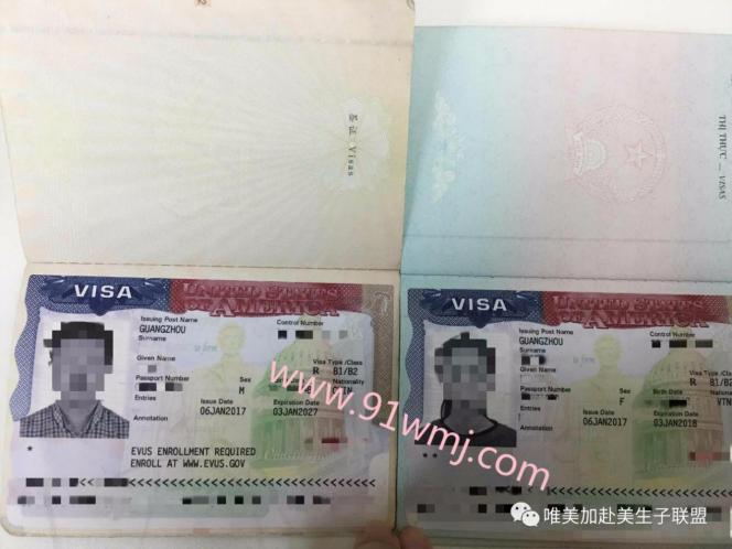 赴美生子visa,赴美生子客户visa