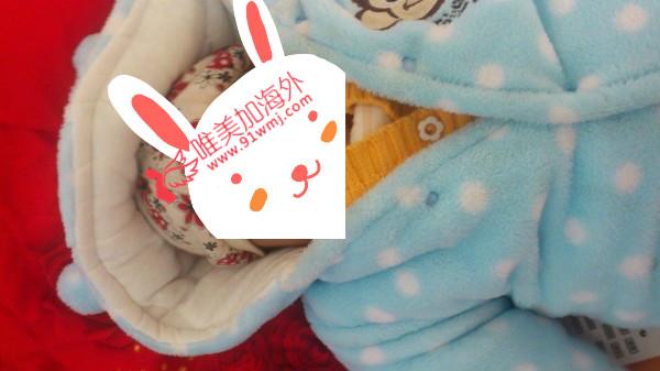 北京加拿大生子客户顺产宝宝